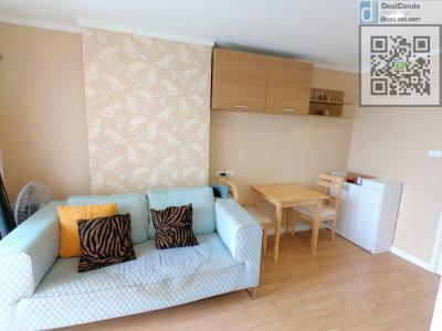 For RentCondoChengwatana, Muangthong : [[VA102]] For Rent Lumpini Ville Chaengwatthana - Pakkret - 1 bed 23 sq.m.